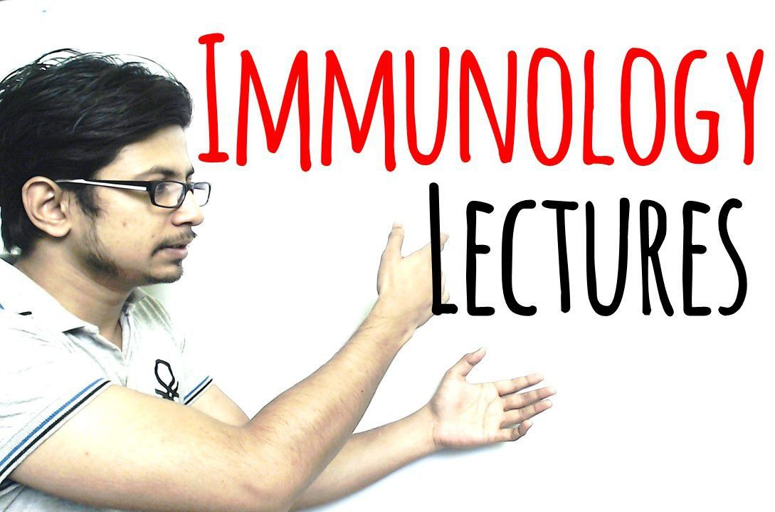 Immunology lecture from Shomu's Biology by Suman Bhattacharjee