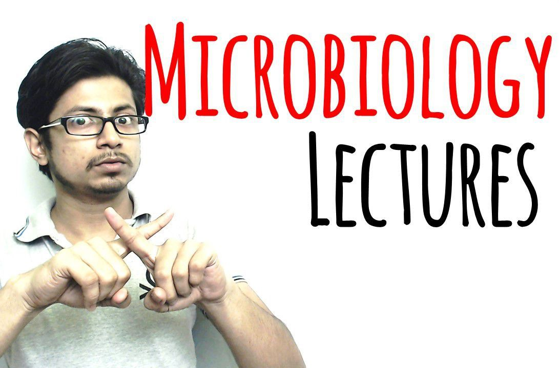 Microbiology lecture by Suman Bhattacharjee