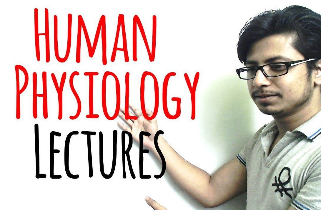 Human Physiology lecture by Suman Bhattacharjee